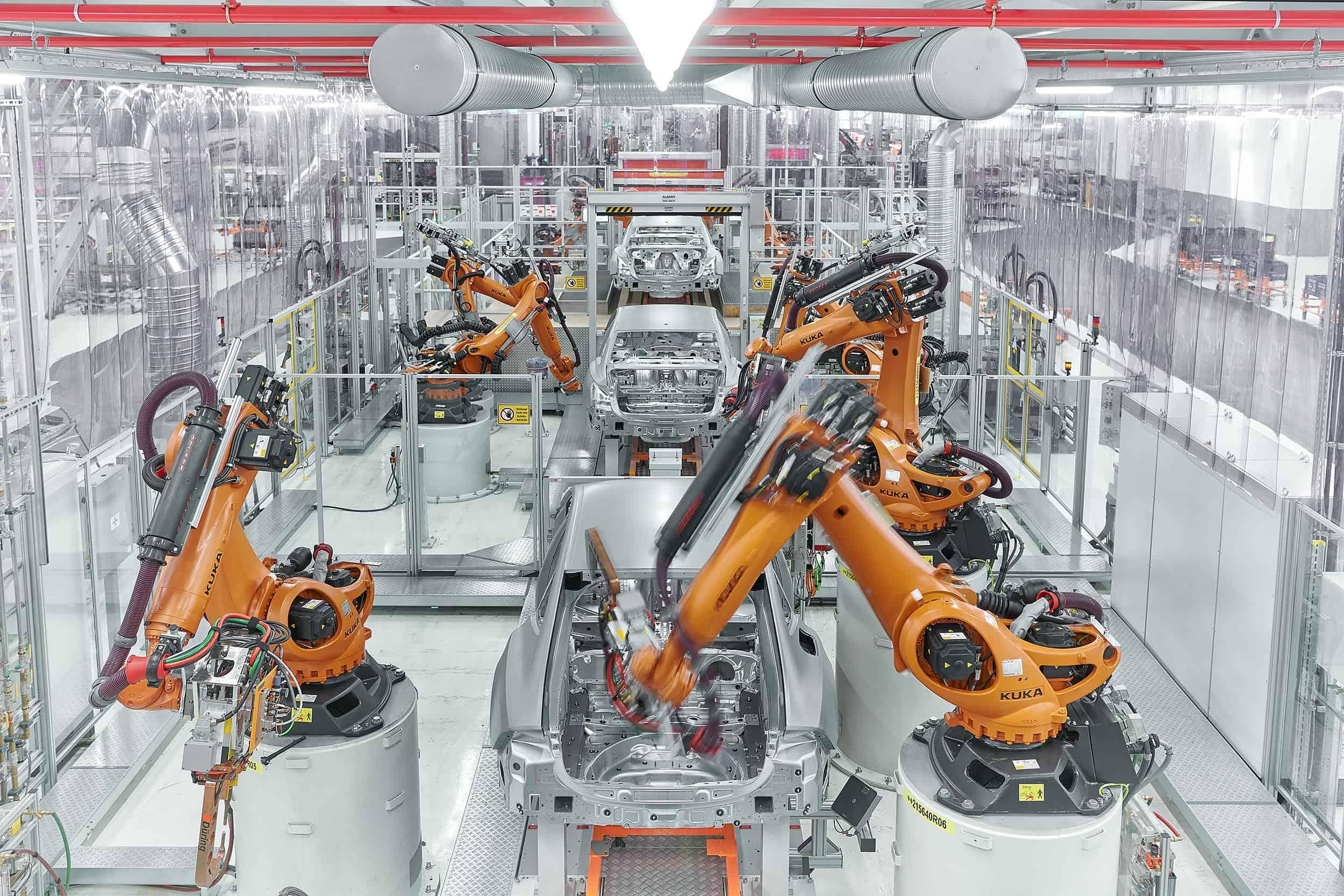 Κατασκευή Audi RS