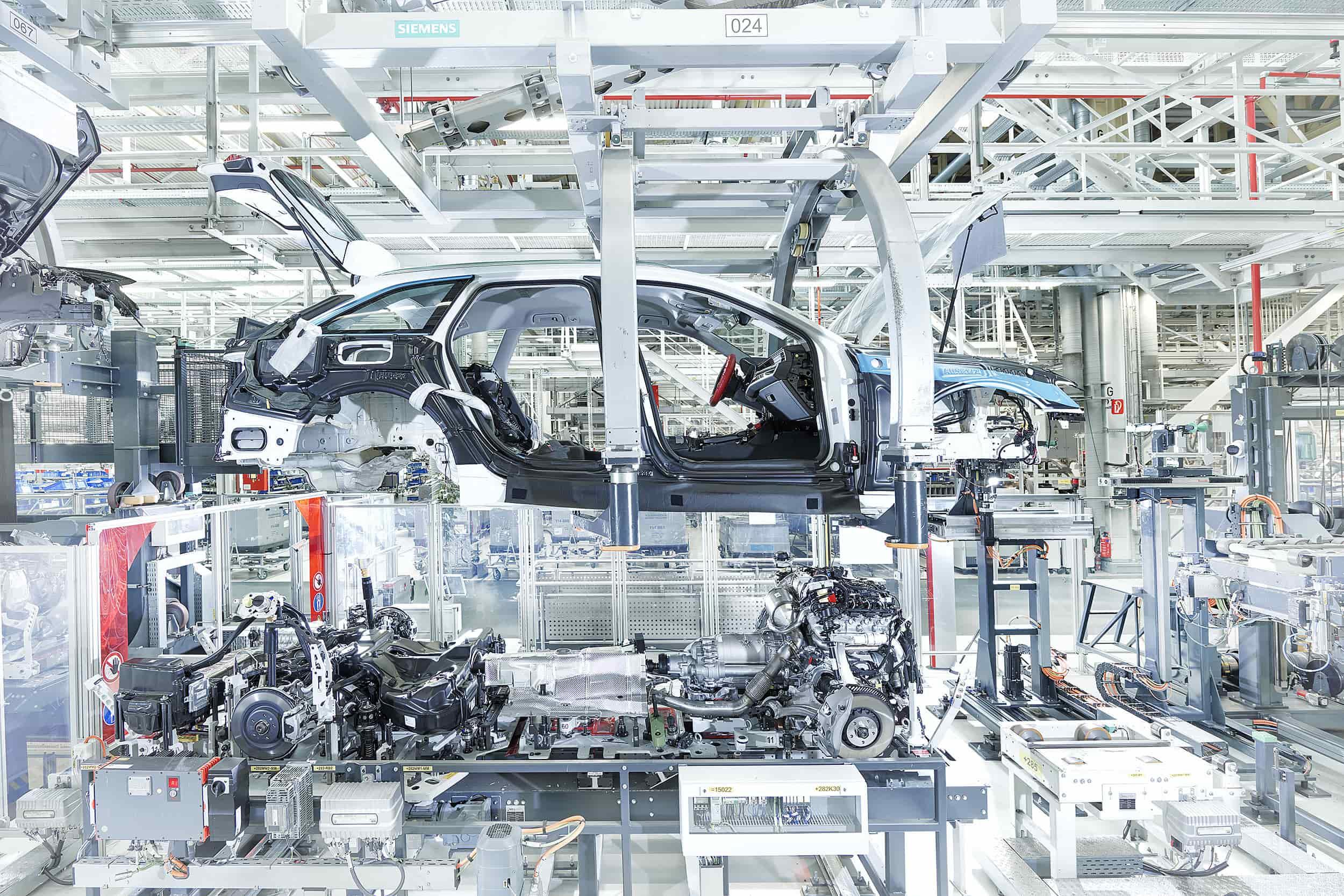 Η παραγωγή των μοντέλων Audi RS σε τέσσερα διαφορετικά εργοστάσια