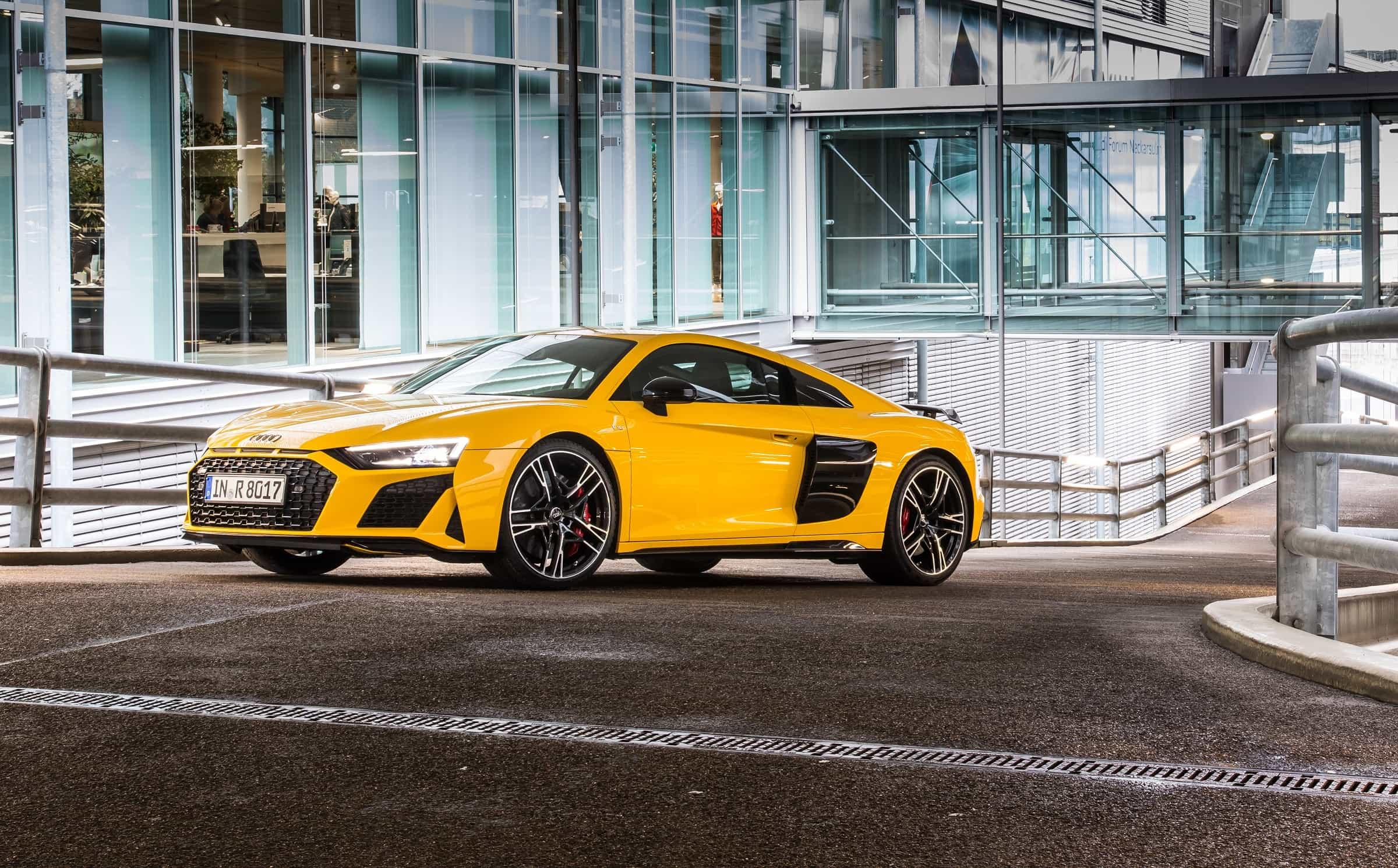 Audi RS - Η φιλοσοφία και οι λεπτομέρειες πίσω από την κατασκευή του