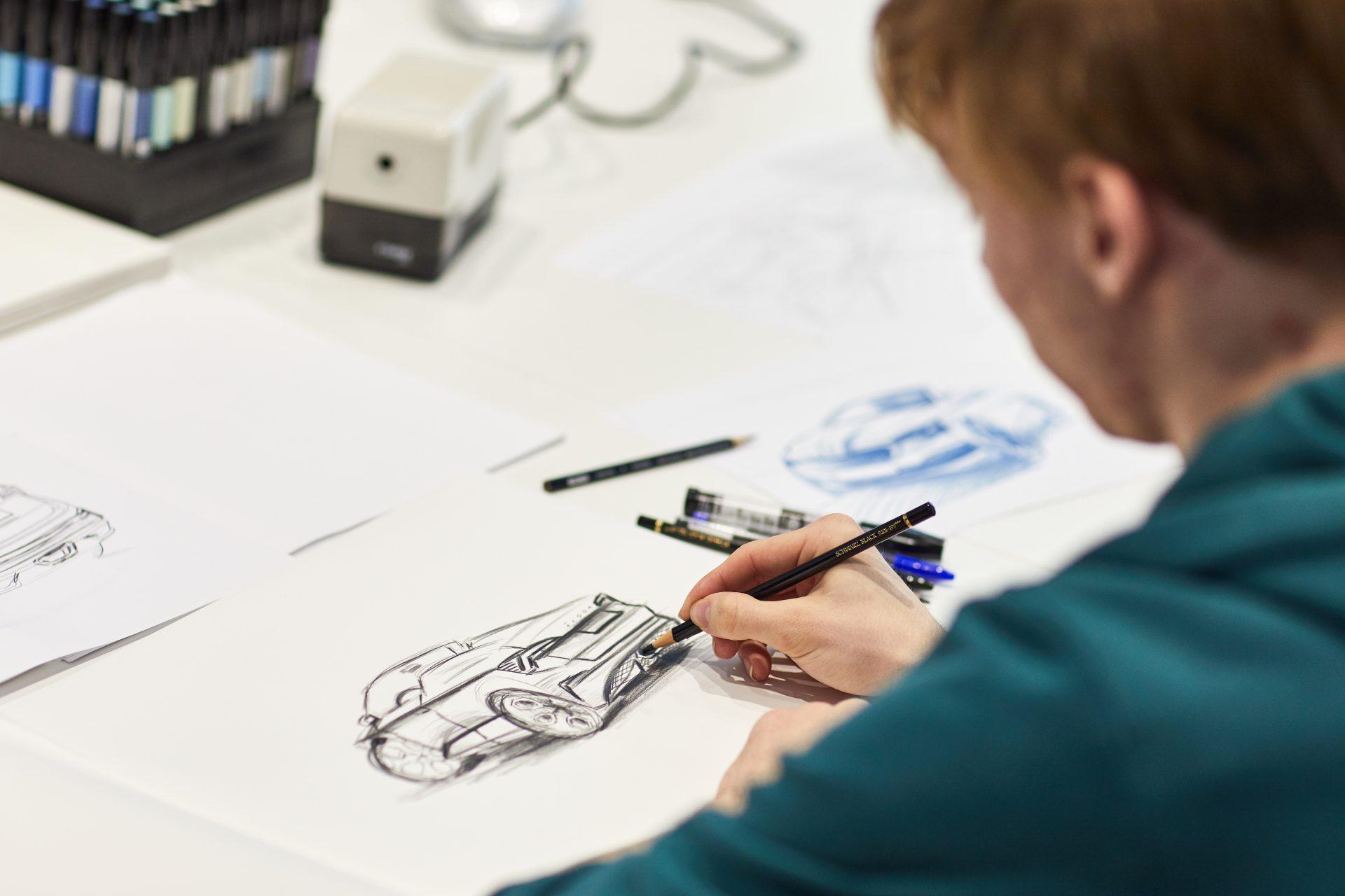 SKODA Academy concept car - Σχεδιασμός