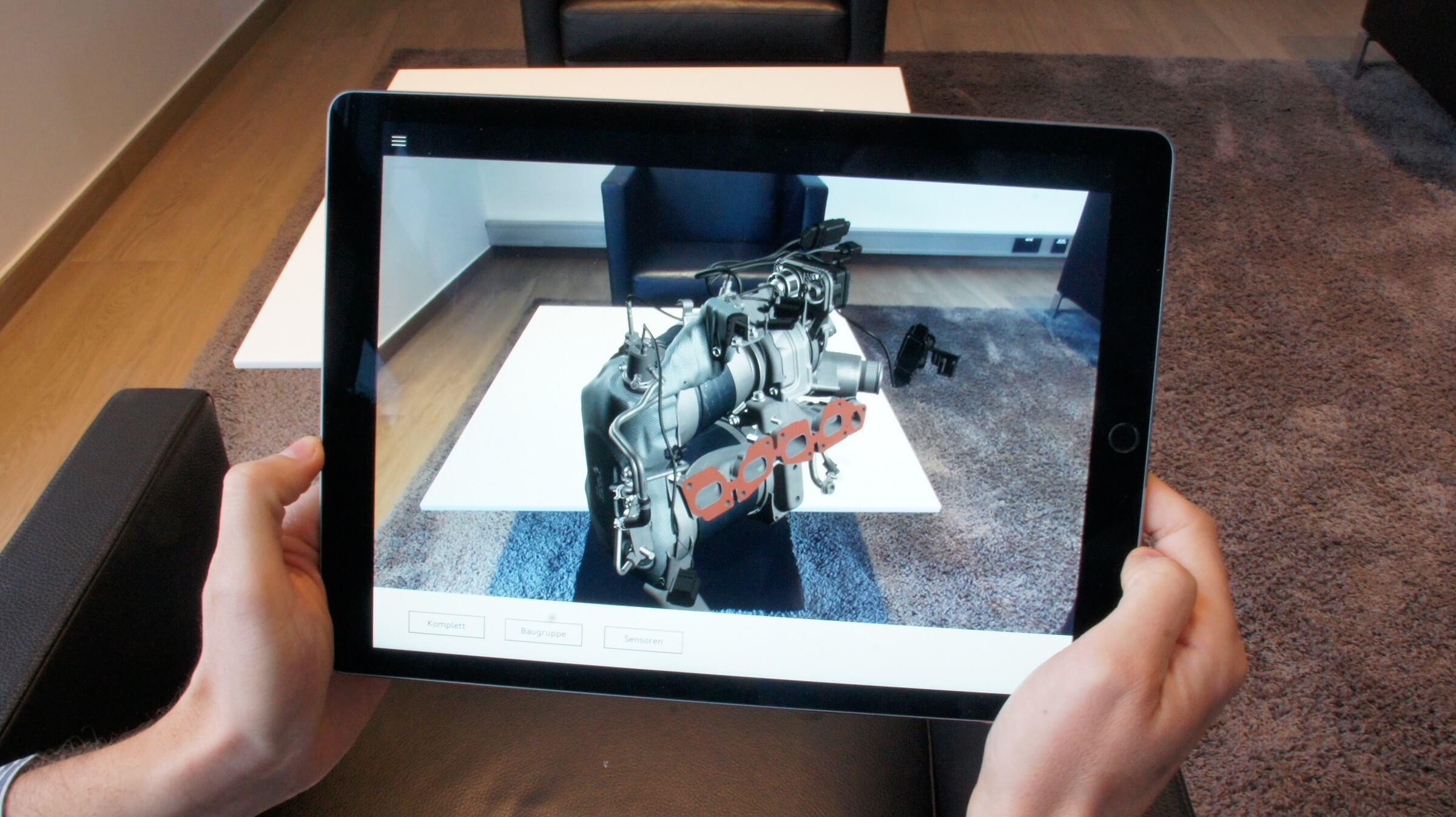 Ψηφιακή εκπαίδευση για το νέο Audi A3