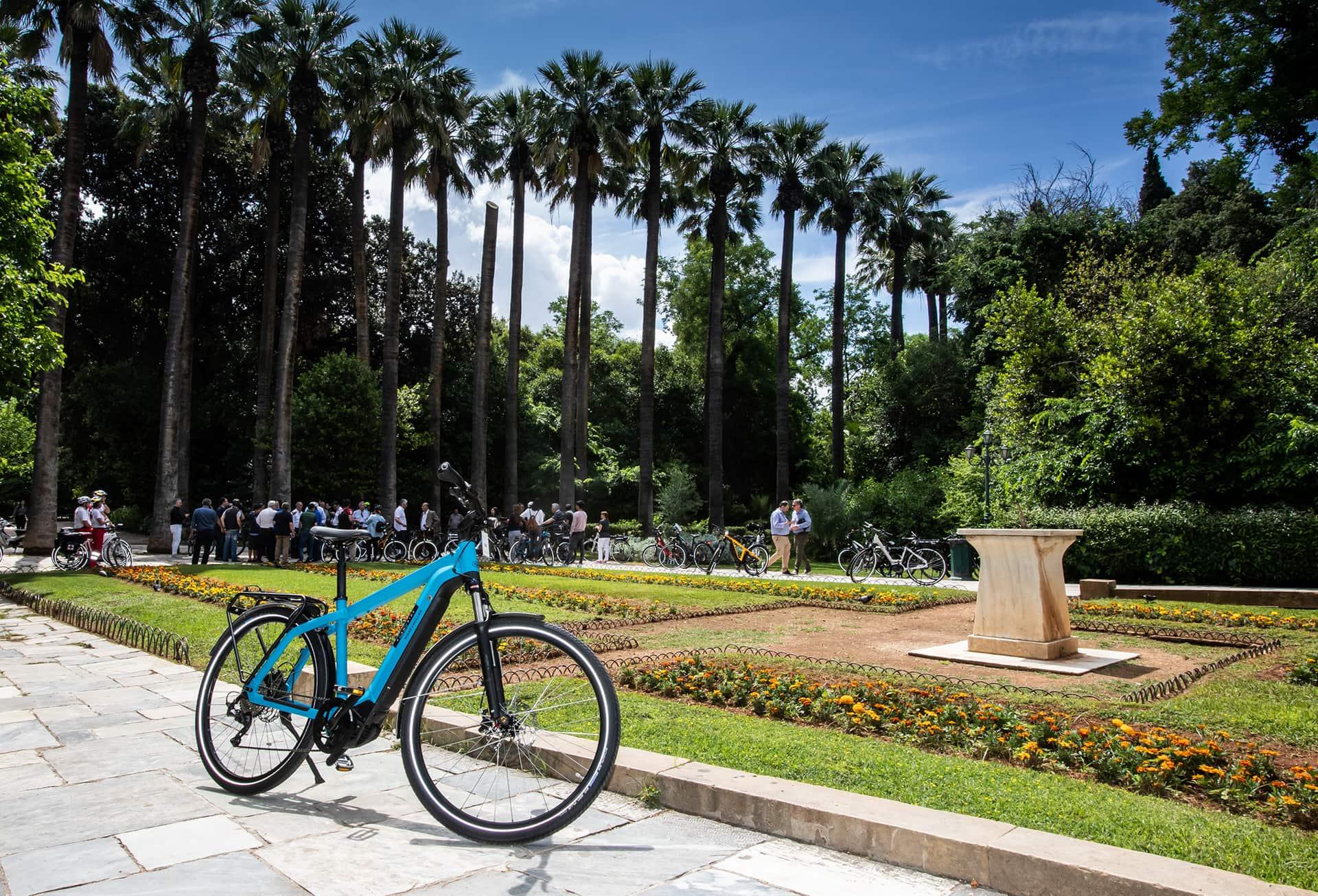 KOSMORIDE - Παγκόσμια ημέρα ποδηλάτου