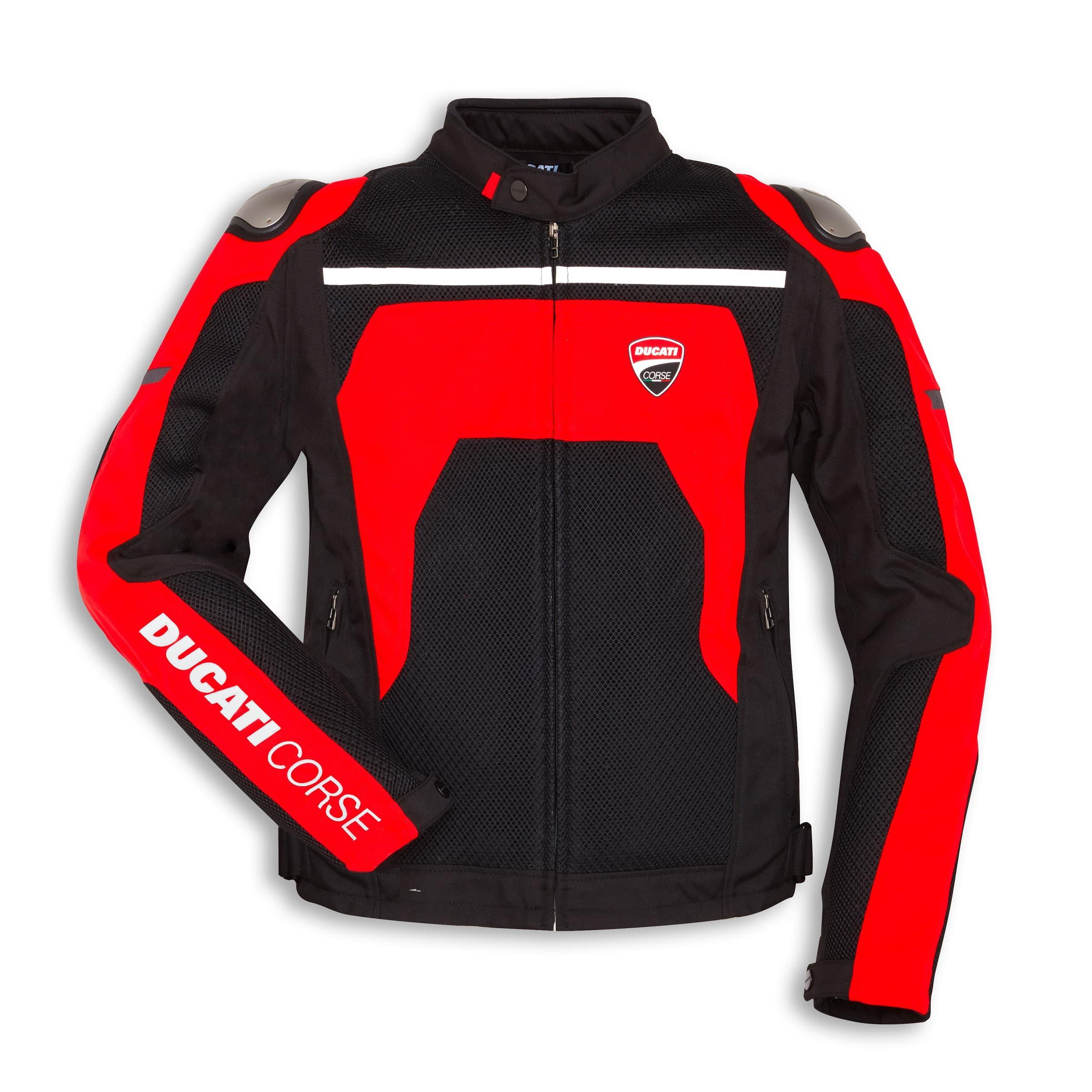 Ducati Corse Tex Summer C2 υφασμάτινο μπουφάν
