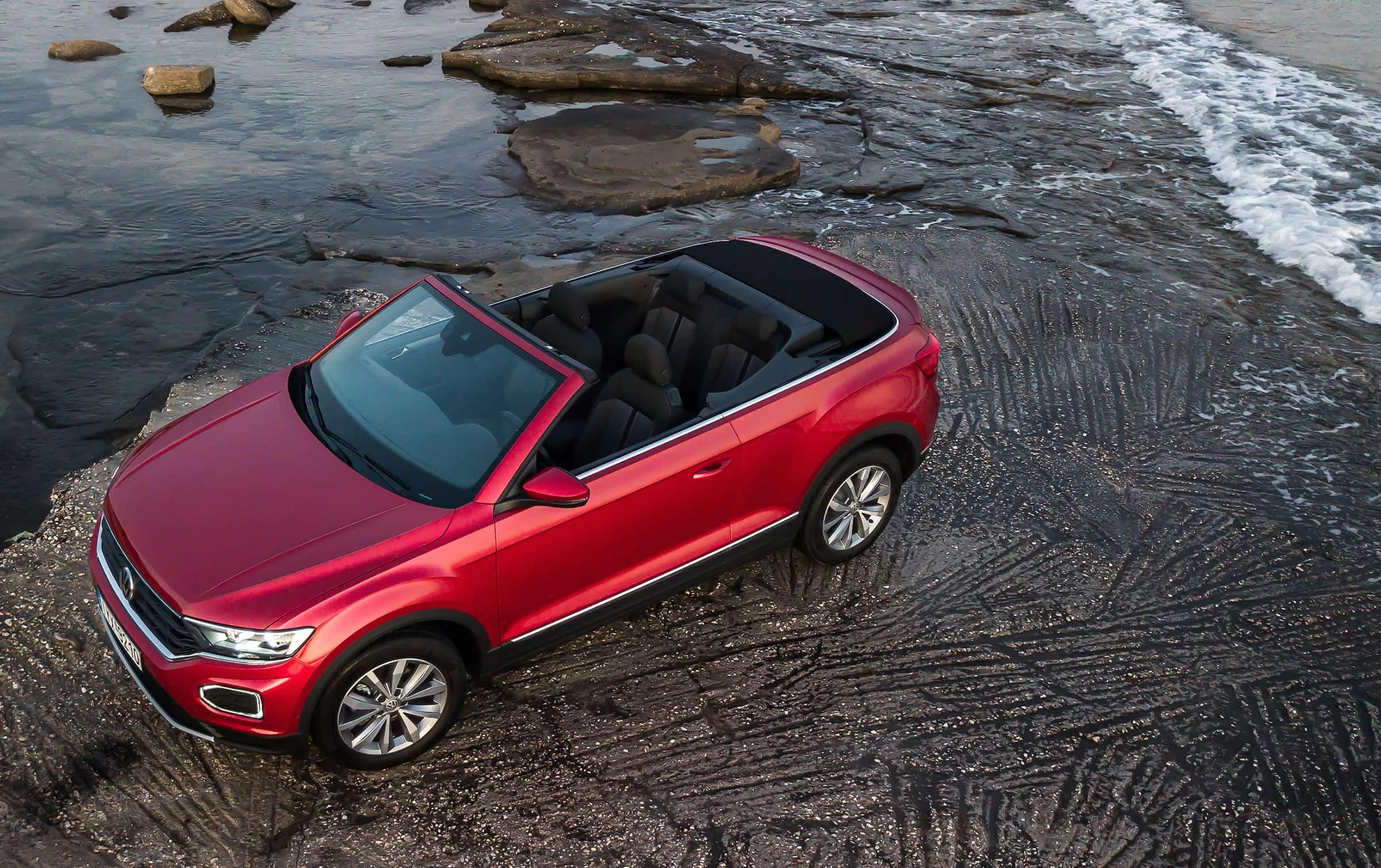 To νέο Volkswagen T-Roc Cabriolet