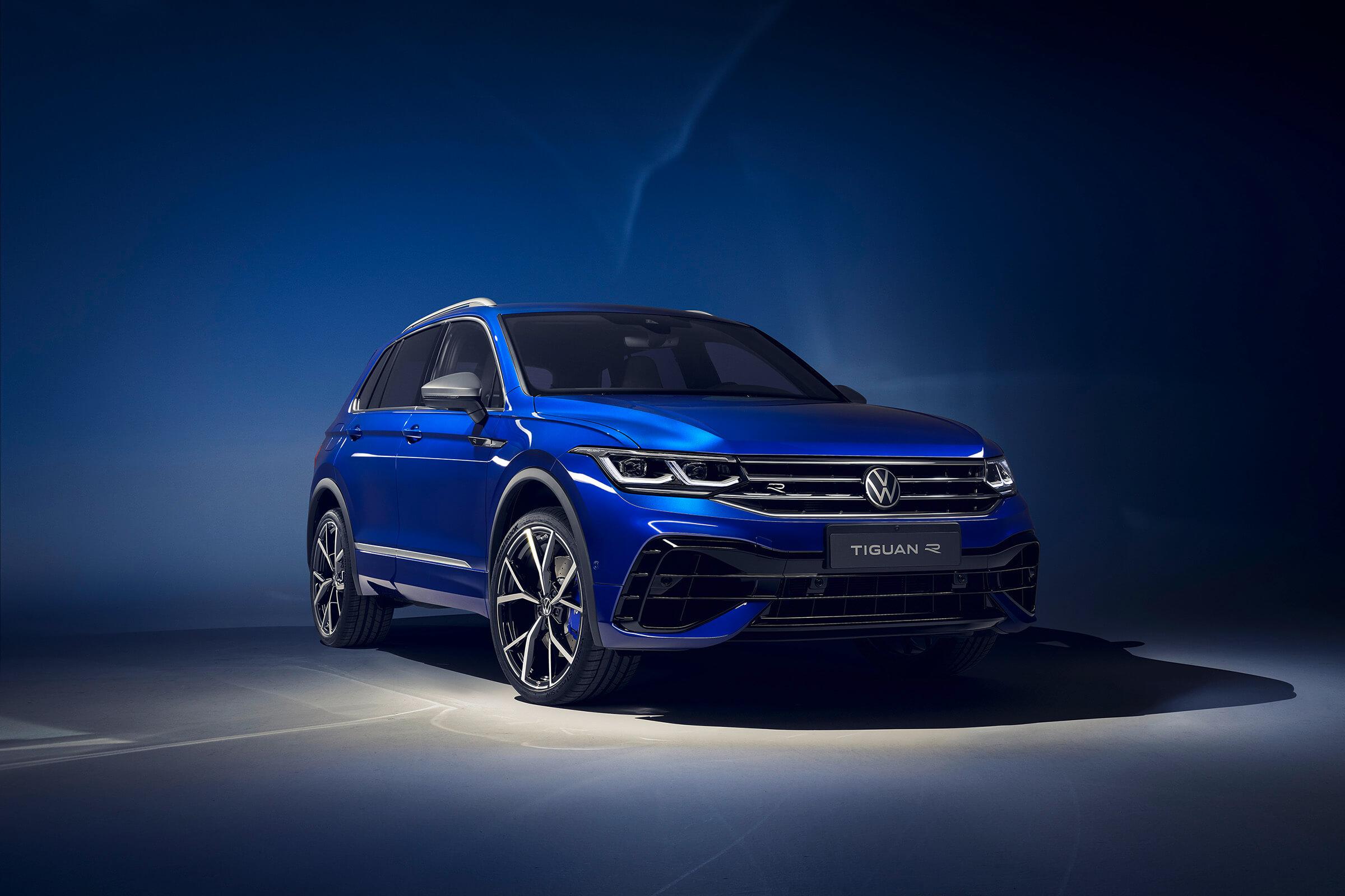 Νέο Volkswagen Tiguan R