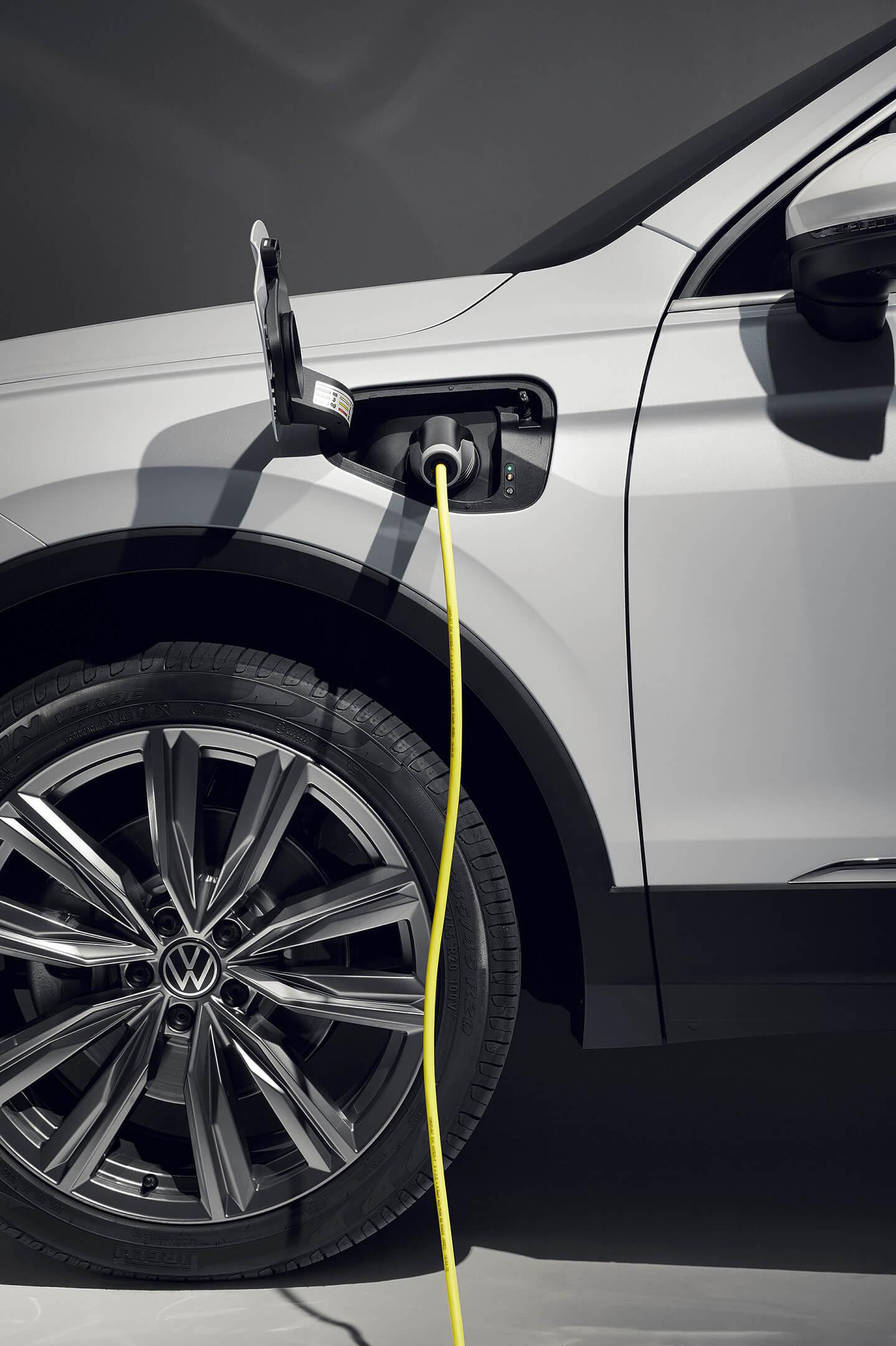 Νέο Volkswagen Tiguan plug-in υβριδικό eHybrid