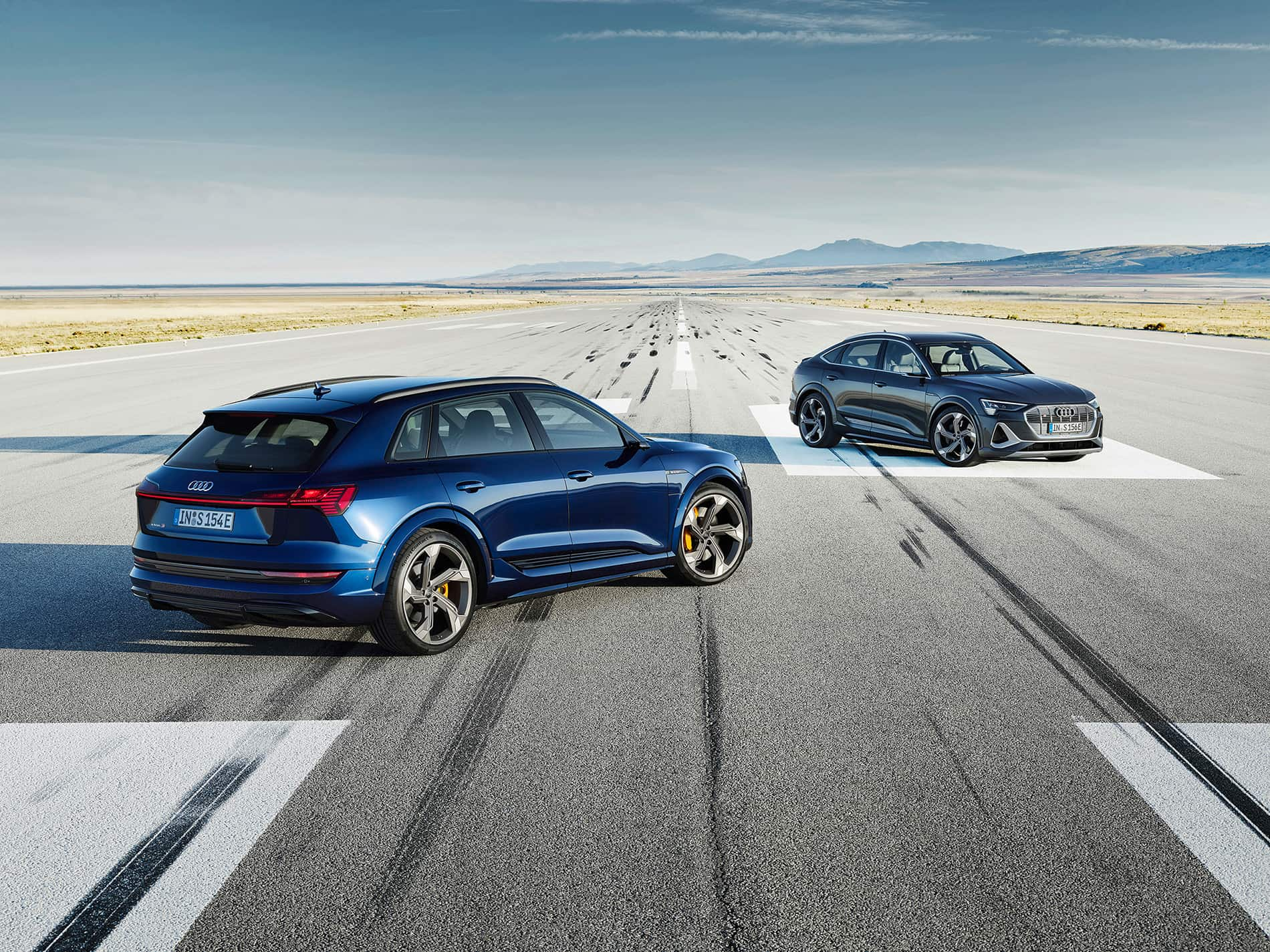 Audi e tron S και Audi e tron S Sportback: Καινοτόμα, δυναμικά, ηλεκτρικά
