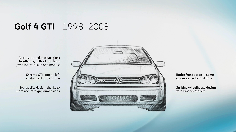 Golf 1 GTI 1998 - 2003. Η εξέλιξη του Golf GTI.