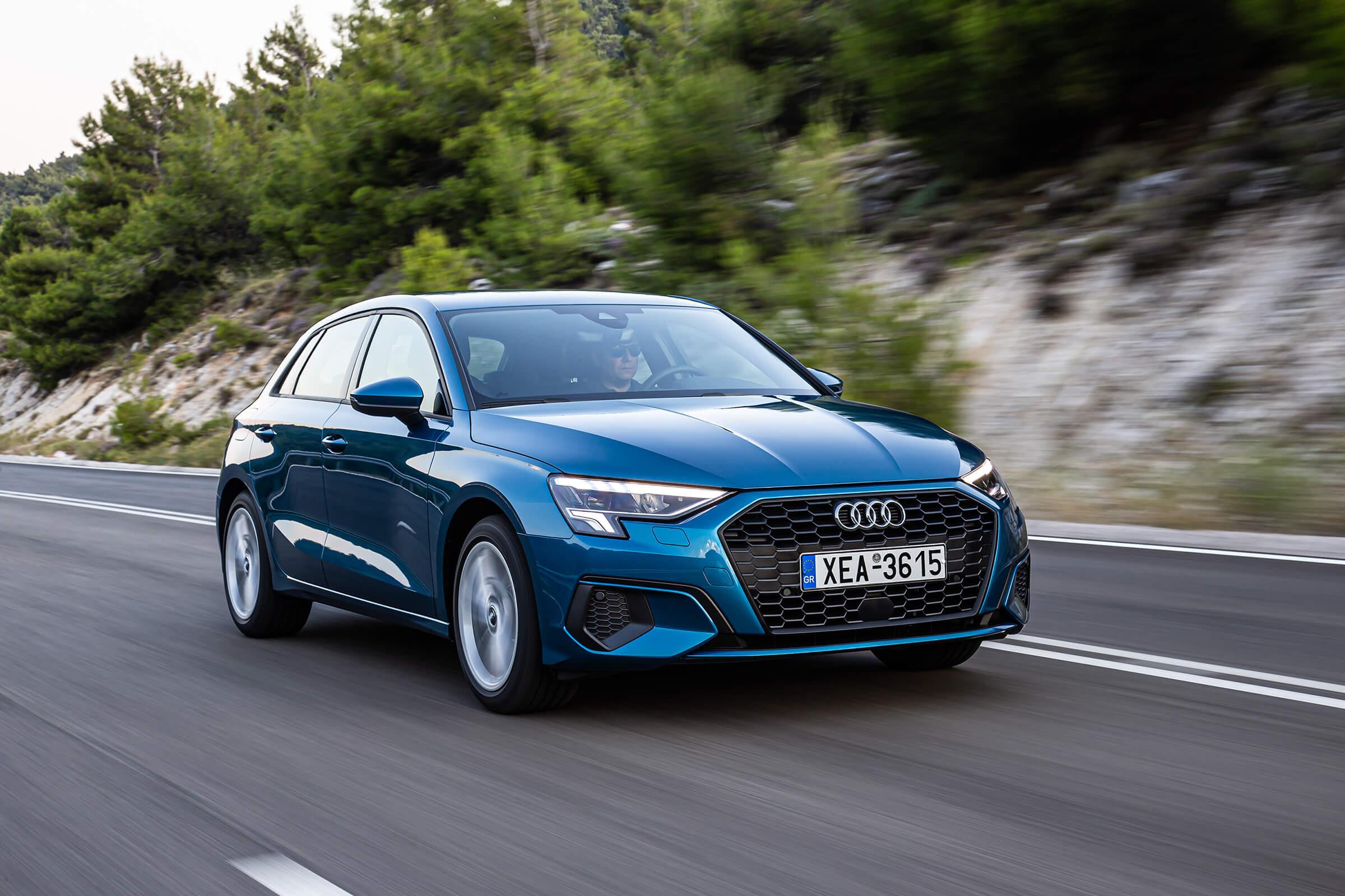 Νέο Audi A3 Sportback - Εξωτερικός σχεδιασμός