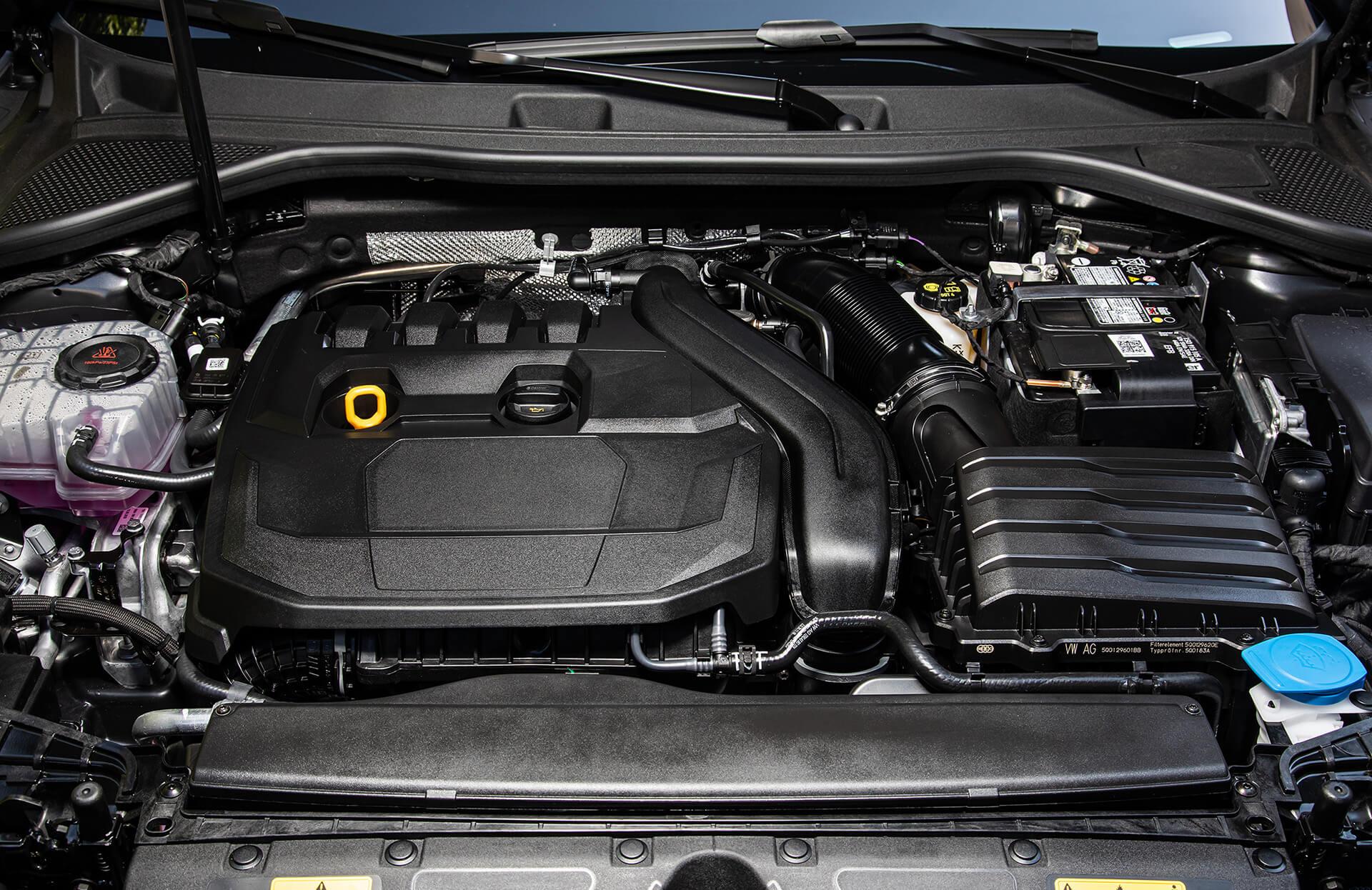 Νέο Audi A3 Sportback - Κινητήρας