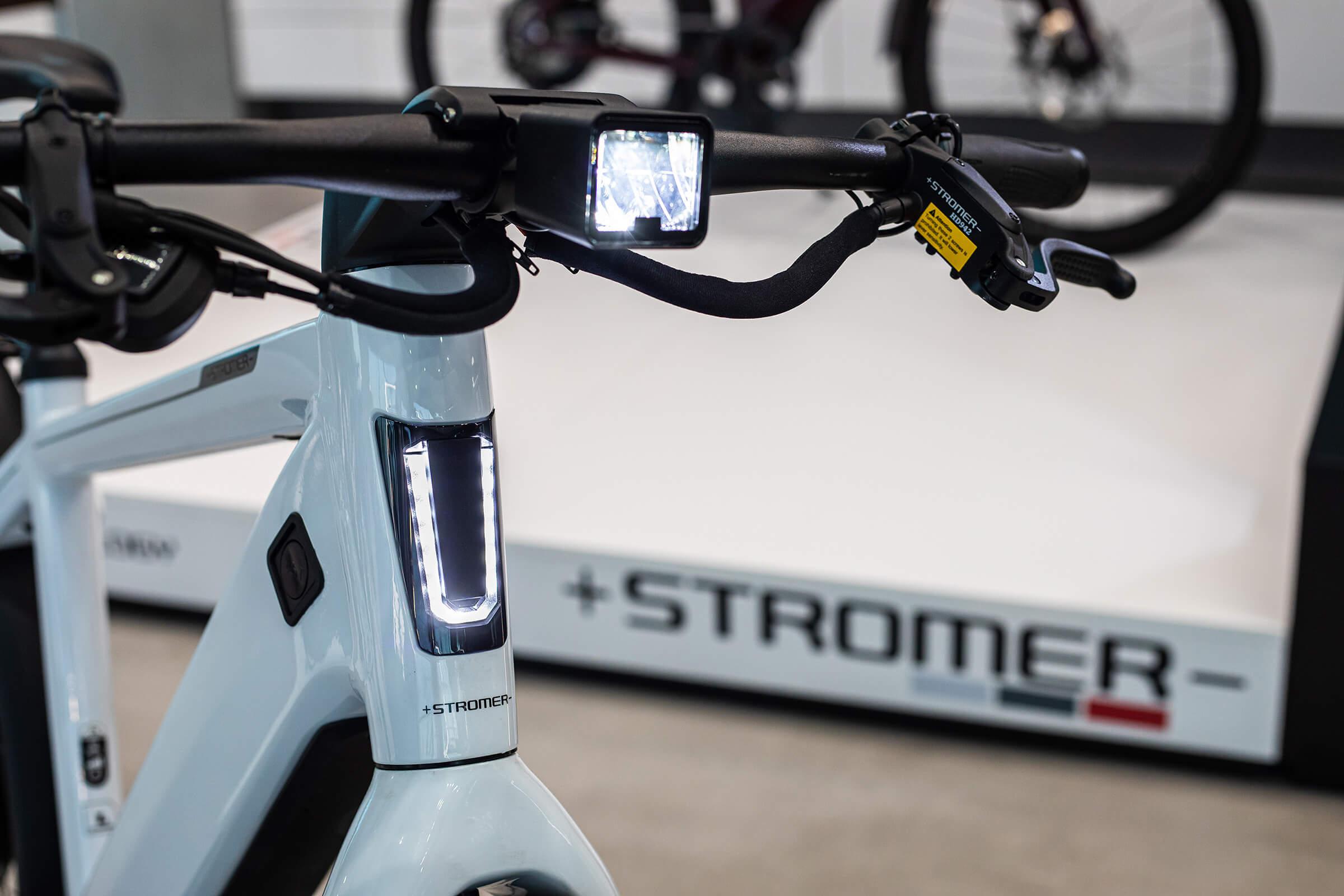 Ηλεκτρικό ποδήλατο Stromer στο Kosmoride e-Bikes experience store