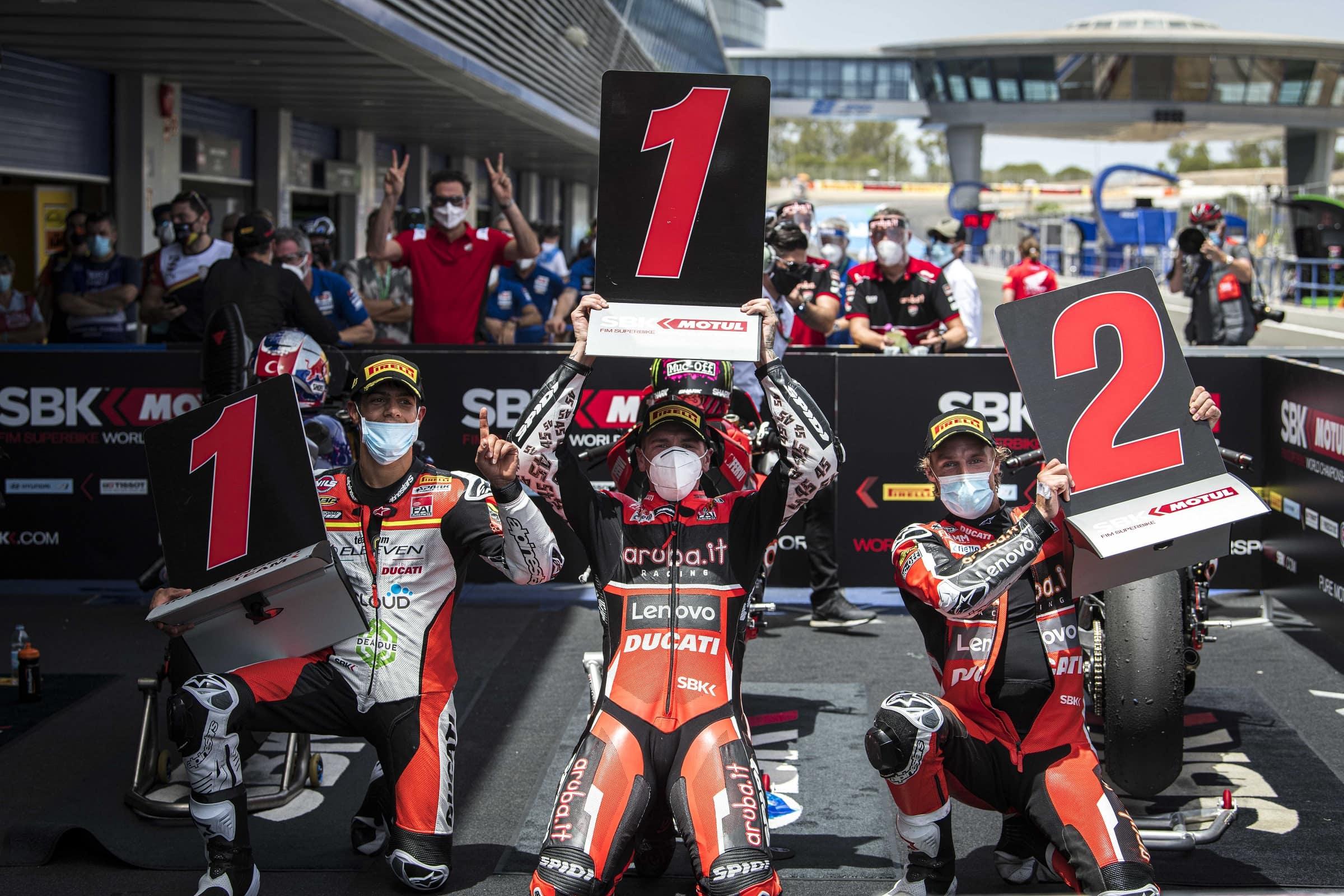 Aruba.it Racing Ducati - Spanish Round 2020